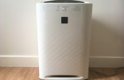 空気清浄機クリーニング