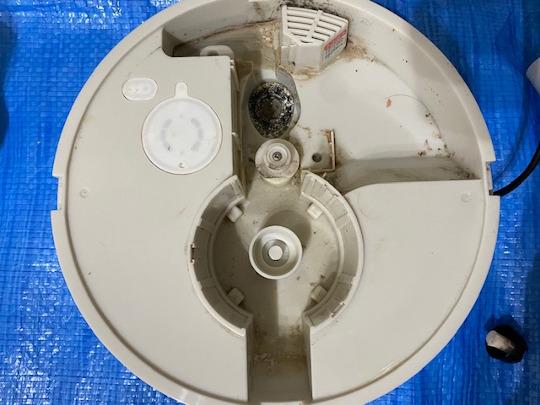 加湿器クリーニング